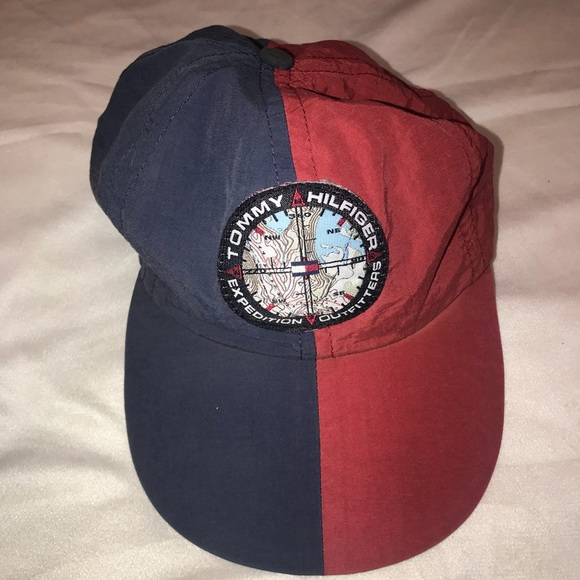 75ae2309 Tommy Hilfiger Accessories | Vintage Rare Tommy Hilfigure Outdoors ...
